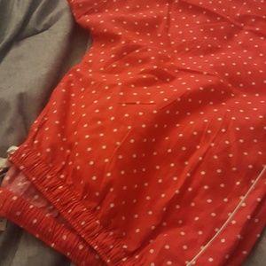 Victoria's secret pajama pants size xl